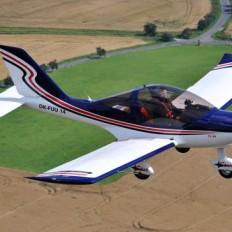 vyhlídkový let sportovním letadlem pro dva