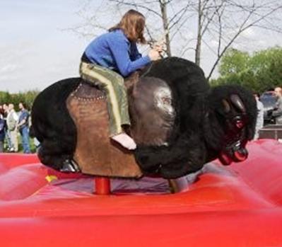 Simulátor rodeo bizon