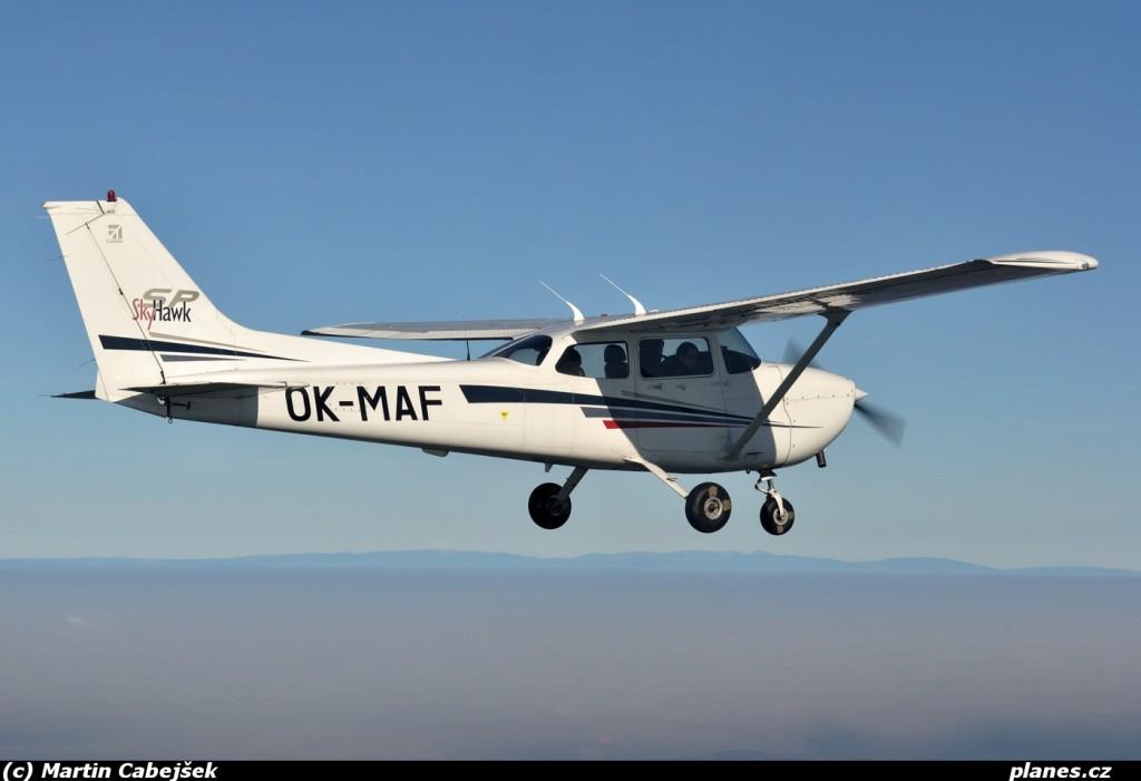 Letadlo 4 místa