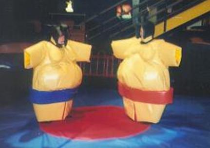 Nafukovací sumo