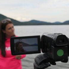 Natáčení klipů a Filmový festival