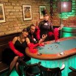 mobilní casino atrakce na párty a večírky