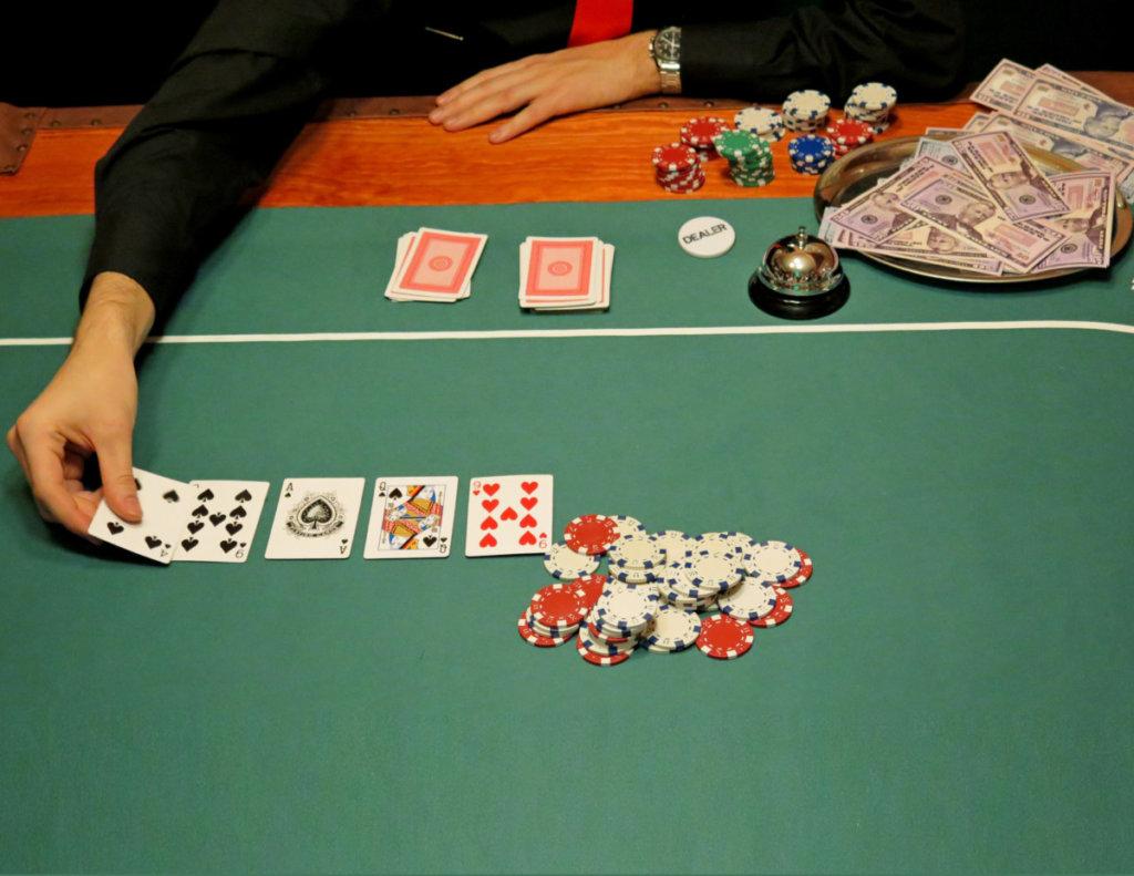 Pokerová školička